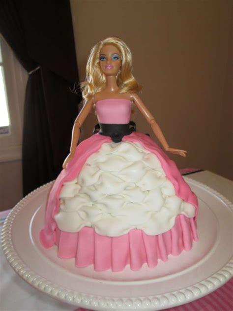 black doll cake birthday ideas photo 1 of 10