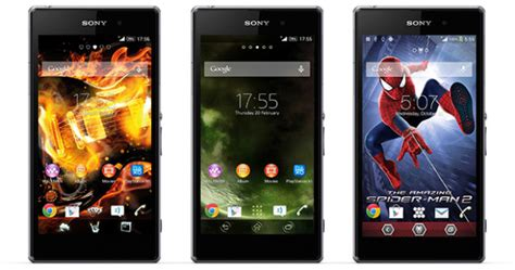 download theme for android sony a closer look at xperia themes xperia blog