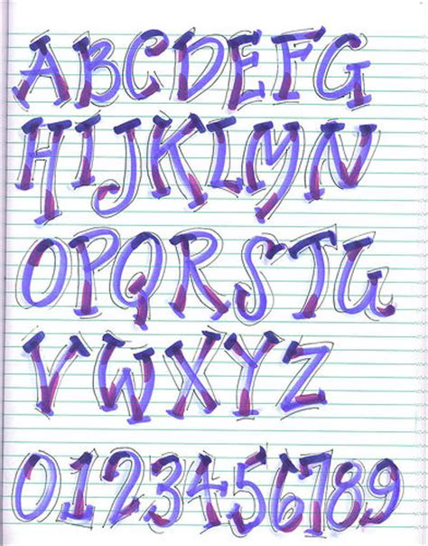 creative letters new alphabet creative lettering brush lettering by