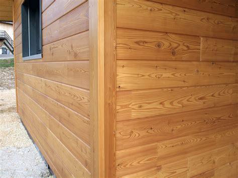 rivestimenti di facciata in legno pannello in legno per facciate funlam 174 simonin