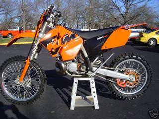 Ktm Vin Search New Speed Bikes 2005 Ktm 200 Exc Like New Only 191