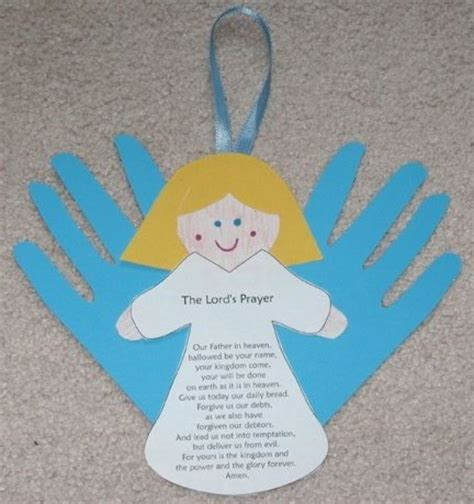 prayer crafts for lord s prayer craft re crafts lord