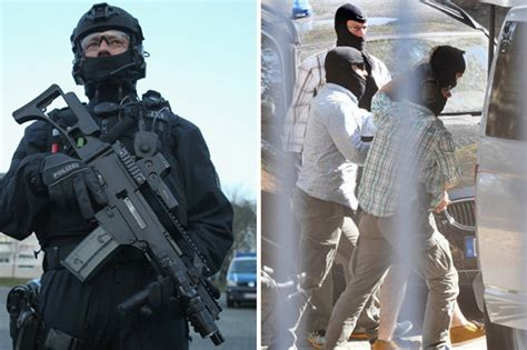 sleeper cell bust syrian trio linked to