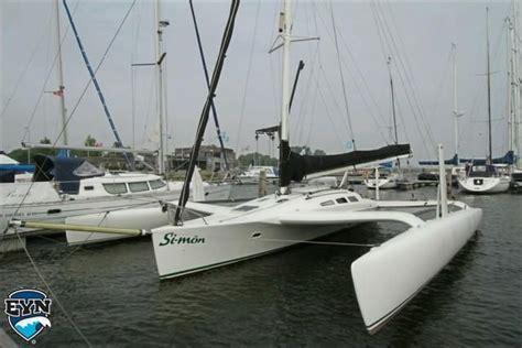 trimaran for sale seattle 1996 grainger tr 10 trimaran sail boat for sale www