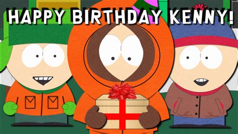 happy birthday kenny images southpark happy birthday www imgkid the image kid