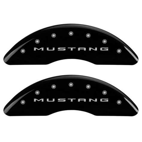 Cover Caliper Piston 2 Mgp Mustang Caliper Covers Mustang Gt Black 6 Piston 15 18 10201s2mgbk