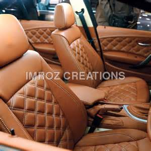 Car Leather Seat Covers Car Seat Cover Imroz Creations C 44 3 Ist Floor Okhla
