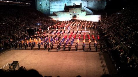 edinburgh tattoo nz youtube edinburgh tattoo 2012 finale youtube