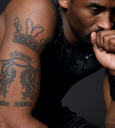 kobe bryant tattoo stunning bryant designs tattoomagz