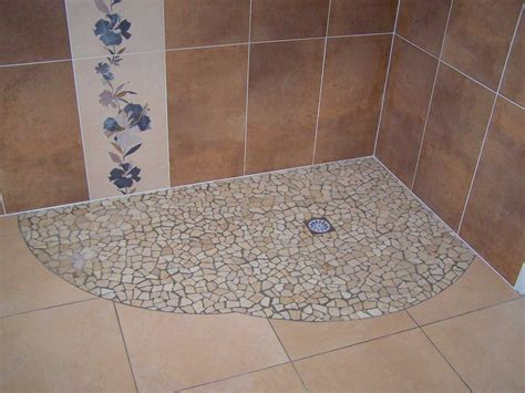 carrelage sol douche italienne