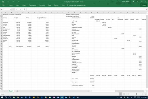 excel spreadsheet template for medical expenses natural