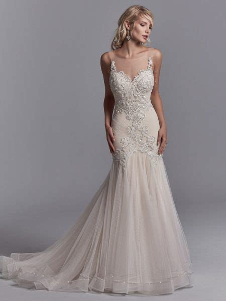Khloe Wedding Gown by Sottero And Midgley Khloe 2018 Bridal Collection The