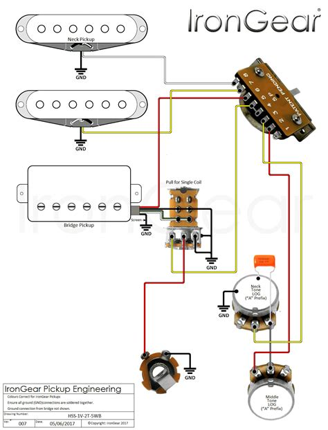 humbucker 1 volume t one wiring diagram wiring diagram