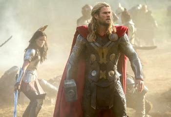 film thor kedua thor the dark world tetap kokoh di puncak box office