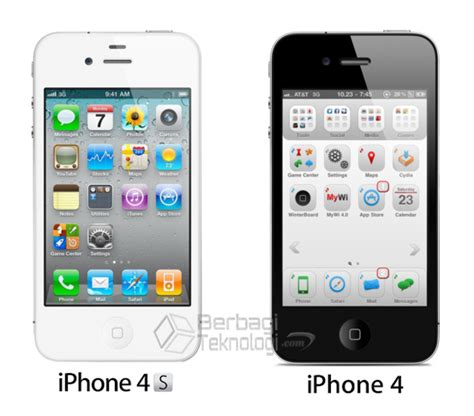 Hp Iphone 4 Dan 4s spesifikasi apple iphone 4s harga apple iphone 4s vs