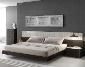 Modern Platform Bedroom Set - buy modern platform bed in chicago