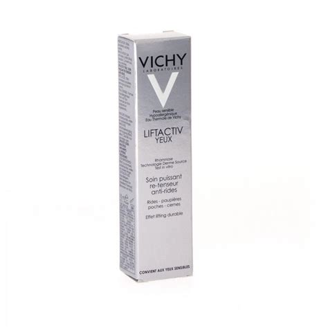 Vichy Liftactiv Eye 15 Ml acheter vichy liftactiv yeux cr 232 me 15ml maintenant pour