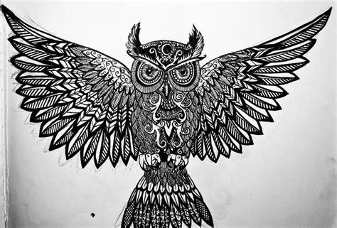 mystic owl tattoo design mystic owl by emilymeganx on deviantart