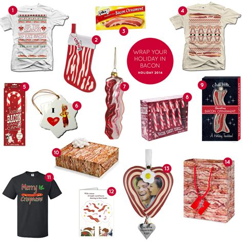 bacon holiday gifts royal bacon society