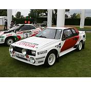 Toyota Celica Twin Cam Group B High Resolution Image 1 Of 2