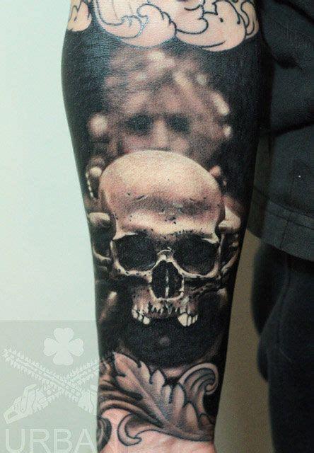 black and grey urban tattoos tattoo by dmitriy urban tattoo no 11913 black and