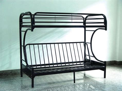 Black Metal Futon Bunk Bed Assembly by Furniture Gt Bedroom Furniture Gt Futon Gt Black Metal Futon