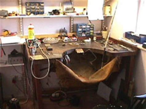 jewellers bench skin workshop practice part 1