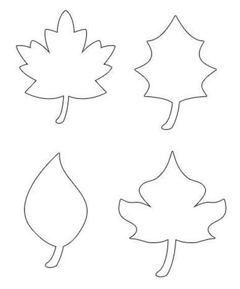 pumpkin leaf template 17 best images about templates on patrones