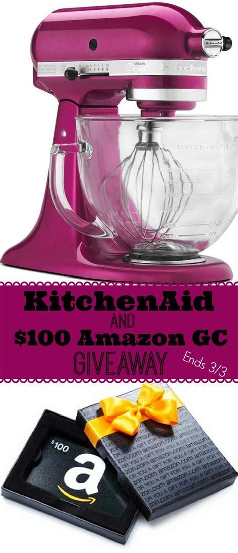 Kitchenaid Giveaway - kitchenaid kitchenaid giveaway amazon giveaway giveaway