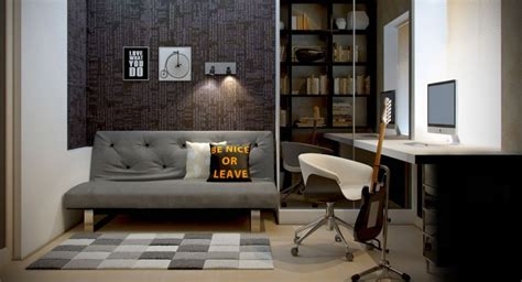 guys home interiors 40 modern home office that will give your room sleek
