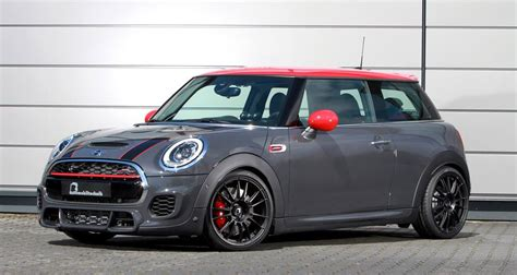 300 Horsepower Mini Cooper by Mini Jcw By B B Available With 272 286 And 300 Hp