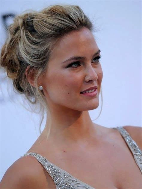 side view of pulled back hair in a bun best 25 pulled back hairstyles ideas on pinterest hair