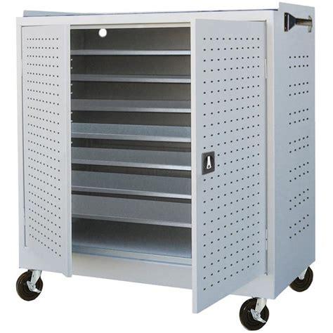 laptop cabinets for schools sandusky lee mls5236 laptop cart 36 quot w schoolsin