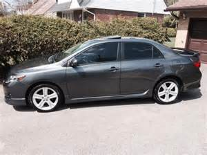 2010 Toyota Corolla Sports Edition Awesome Deal 2010 Toyota Corolla Xrs Sports Edition