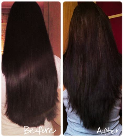 layered vs nonlayered hair u shaped haircut for long hair is compatible with black
