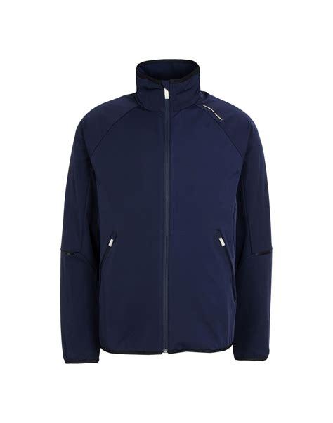 jacket design porsche design sport by adidas jacket in blue for men