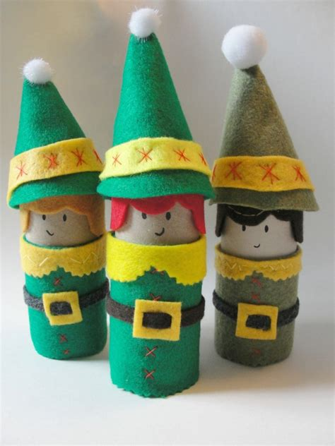 toilet paper roll crafts kubby toilet paper roll elves kitchen counter chronicles