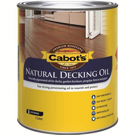 cabots  jarrah natural decking oil ebay