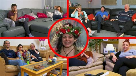 what is celebrity gogglebox gogglebox stars react to scarlett moffatt s i m a