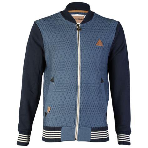 mens designer varsity jacket mens rock revival r606688c designer contrast quilted