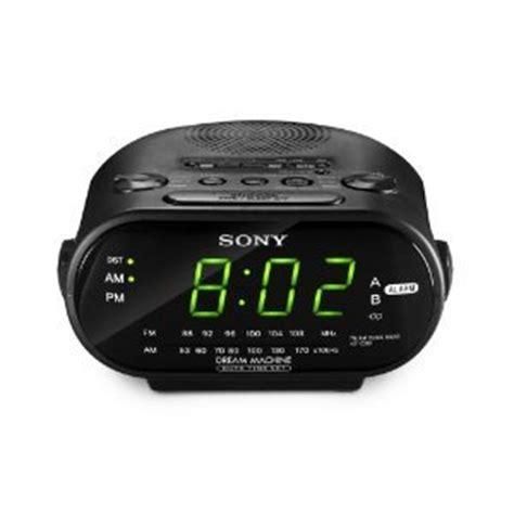 sony icf c318 travel clock radio with dual alarm 220 to 240 volt co uk kitchen home