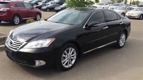 black lexus 2012 lexus certified pre owned black 2012 es 350 fwd