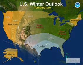 noaa another warm winter likely for western u s south