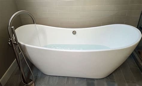 Plumbing Tub by Freestanding Tub Faucet Connection Advise Terry