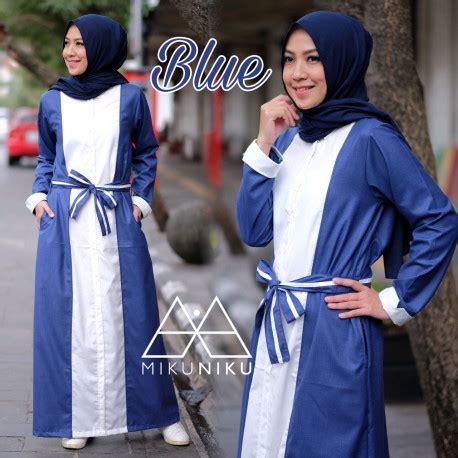 Arumi Dress 2 In 1 dress muslim casual arumi dress vol 2 by mikuniku