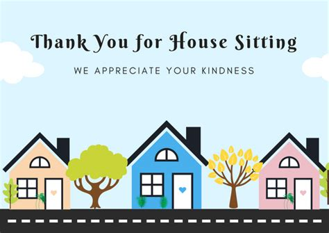 how much to charge for house sitting and dog sitting house sitter thank you notes thanks for house sitting