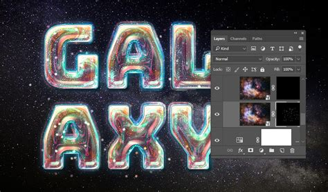 adobe photoshop galaxy tutorial how to create a galaxy text effect in adobe photoshop