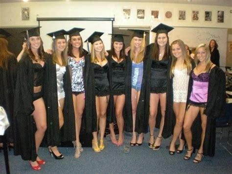 Graduation gown cumshot movies