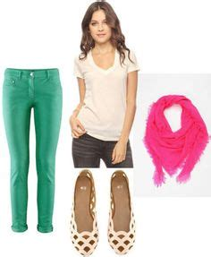 Thanksinsomnia Tees Lori Striped Pink 1 grown up ways to wear pink pink scarves pink and scarfs