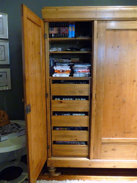 antique pine tv cabinet antique vintage belgium pine armoire tv cabinet ebay